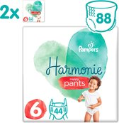 Bol.com-Pampers Harmonie / Pure Nappy Pants Maat 6 (15kg+) 88 Luierbroekjes-aanbieding
