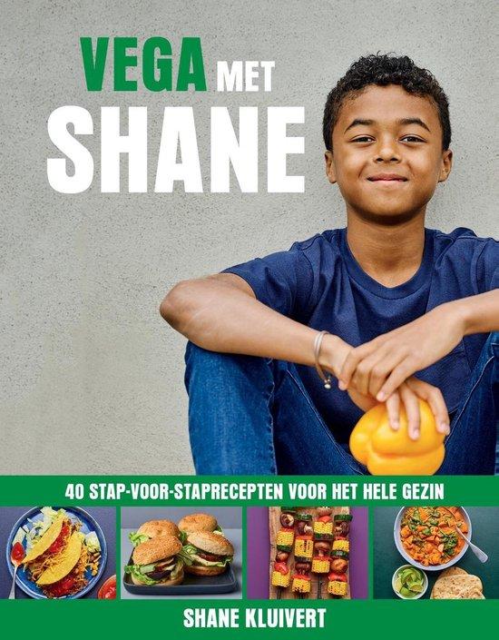 Boek cover Vega met Shane van Shane Kluivert (Onbekend)