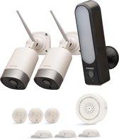 Nordväl TS-CP002 Smart Camera Set