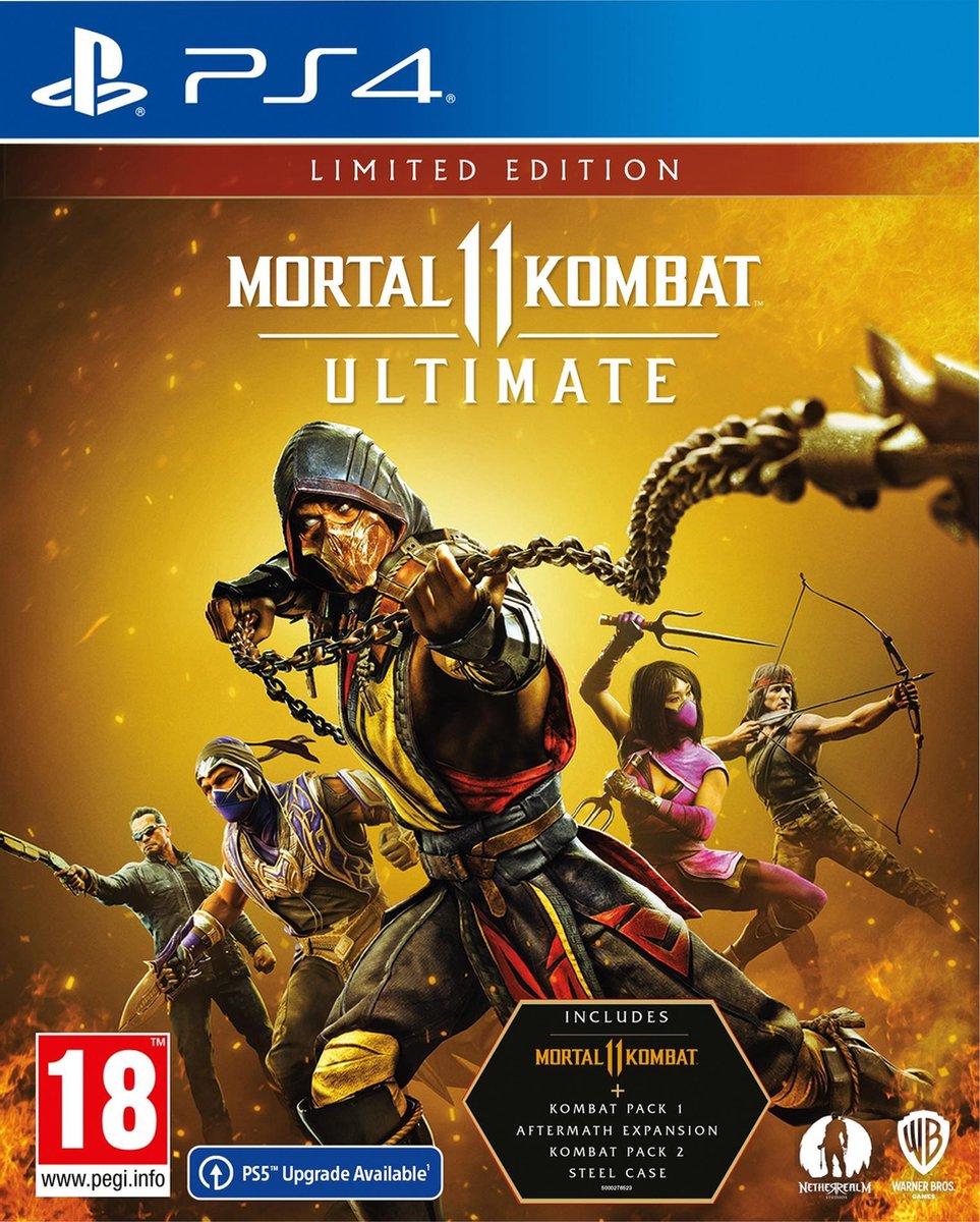Mortal Kombat 11 Ultimate - Limited Edition - PS4 kopen