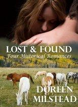Lost & Found: Four Historical Romances