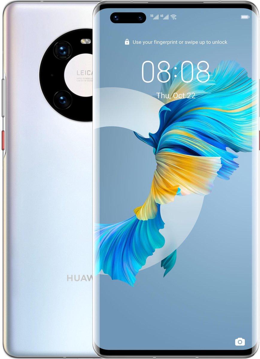 Huawei Mate 40 Pro – 256GB – Zilver