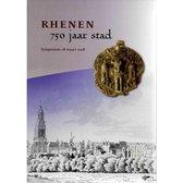 Rhenen. 750 jaar stad. Symposium 28 maart 2008