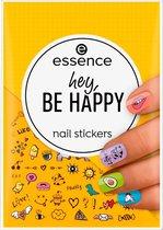 Essence Hey, Be Happy nagelsticker 1 stuk(s)