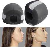 Kaaklijn trainer - Kaak trainer - Jawline trainer - Kaakspier trainer - Jawline exercise - Facial Toner - Kaaklijn Trainer - Kleur: Zwart