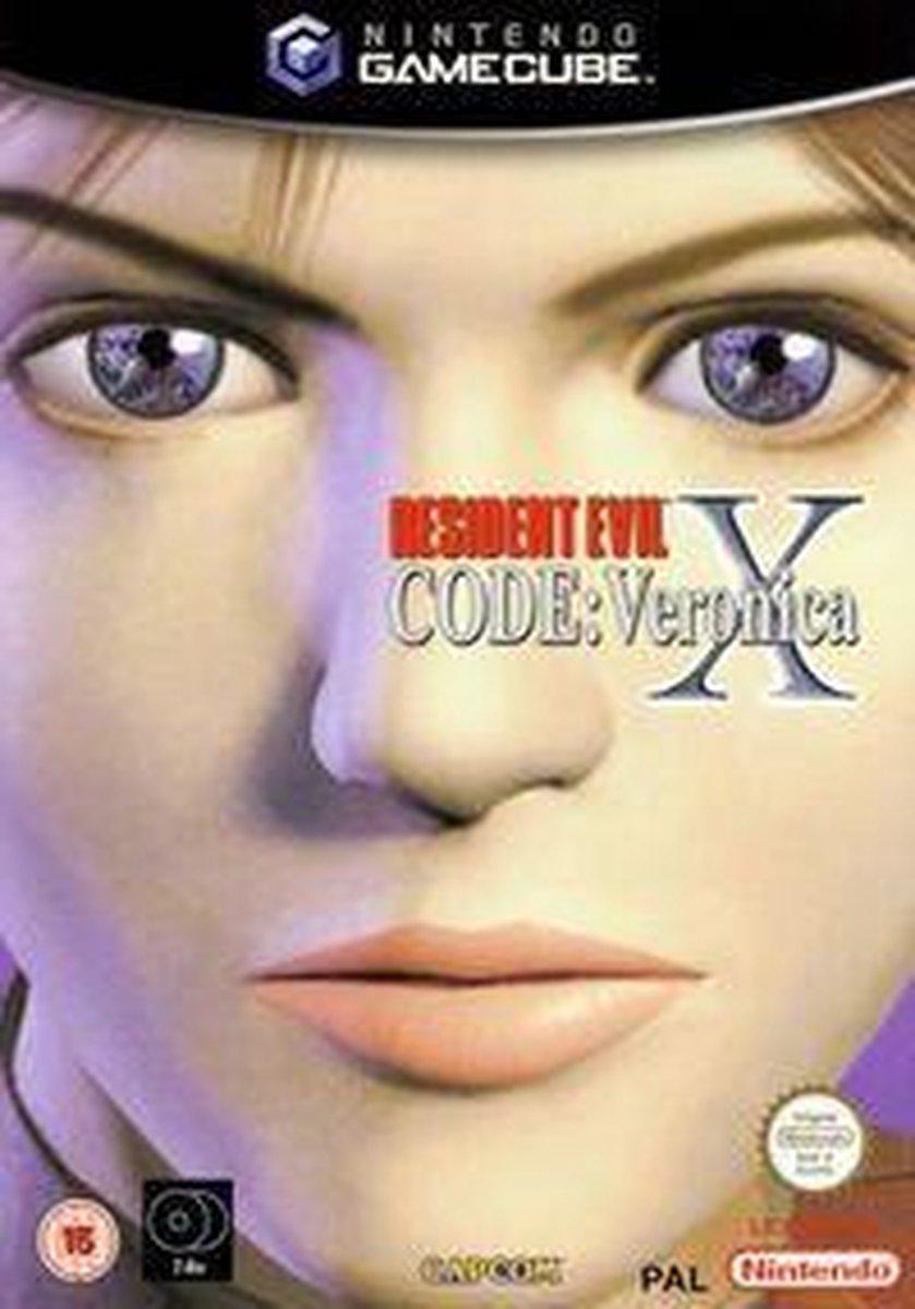 Resident Evil Code Veronica X - Capcom