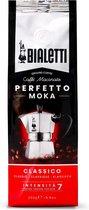 Bialetti Perfetto Moka Classico gemalen koffie - 250 gram