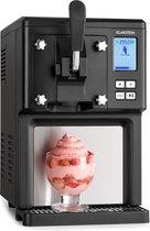 Klarstein Sweet Sundae ijsmachine compressor 1,5l rvs