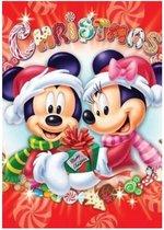Diamond Painting 40x45cm - Cartoons - Kerst - Rond - Volledig Diamant Schilderen Hobby - Compleet Diamond Painting Pakket