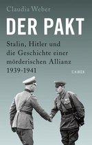 Boek cover Der Pakt van Claudia Weber
