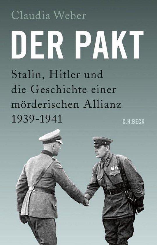 Boek cover Der Pakt van Claudia Weber (Onbekend)