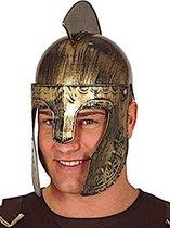 Fiestas Guirca Helm Spartaans Heren Goud One-size