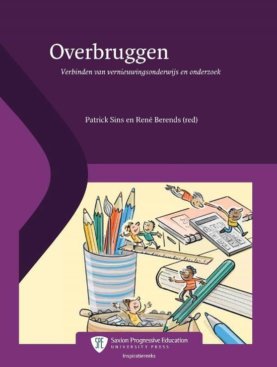 Boek cover Overbruggen van René Berends (Hardcover)