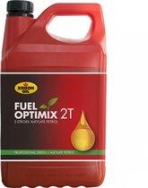 Fuel Optimix 2 Takt Benzine - 5L - Grasmaaier - Bladblazers - Kettingzagen