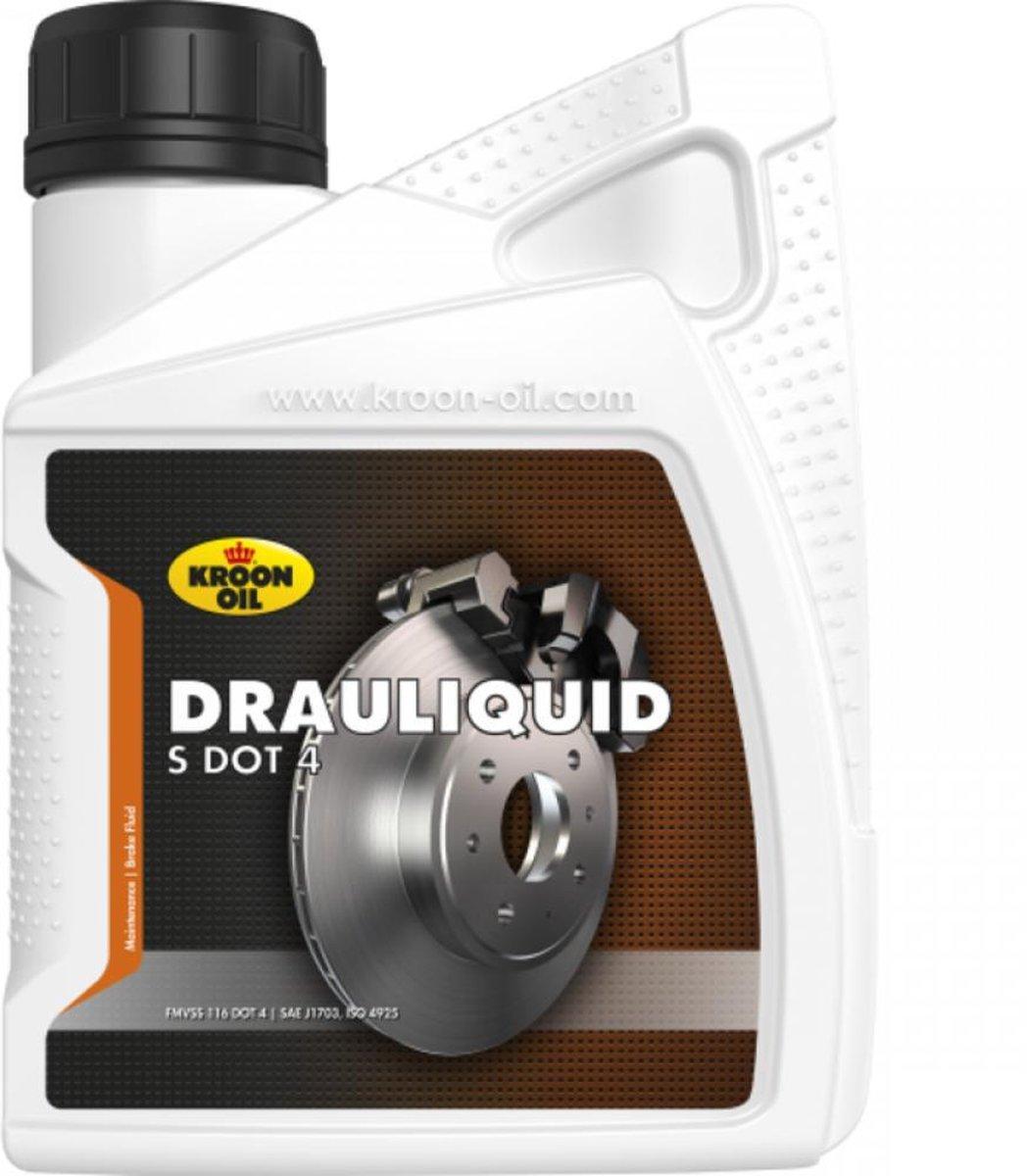 Kroon-Oil 35663 Drauliquid DOT 4, 500ml