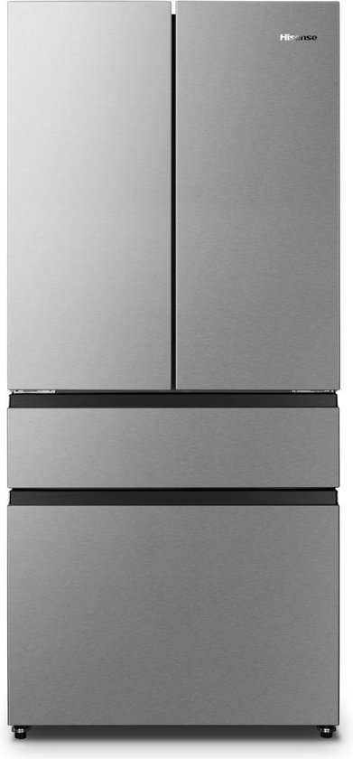 Amerikaanse koelkast: Hisense RF540N4SBI2 - Amerikaanse koelkast - RVS, van het merk Hisense
