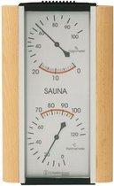 'DrFriedrichs' Sauna Thermometer Hygrometer luxe (26cm)