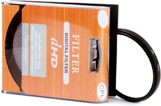 Circulair polarisatiefilter 72mm CPL