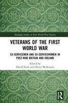Omslag Veterans of the First World War