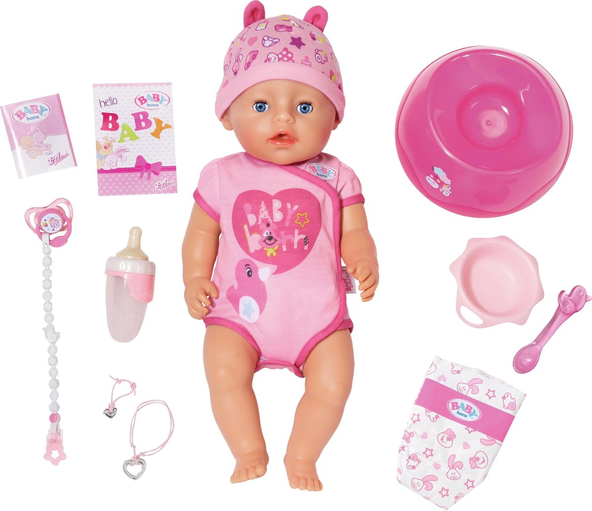 @BABY born Soft Touch Girl 43cm