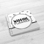 Invulboek SilliBeads - Mijn Wedding Planner Invulboek - Hardcover Wire-o (REEKS ZWART/WIT)