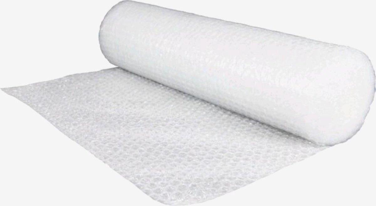 Bubbeltjesplastic - Noppenfolie op rol 50 cm (breedte) x 5 meter (lengte) - Bubble folie - Bubbelfol