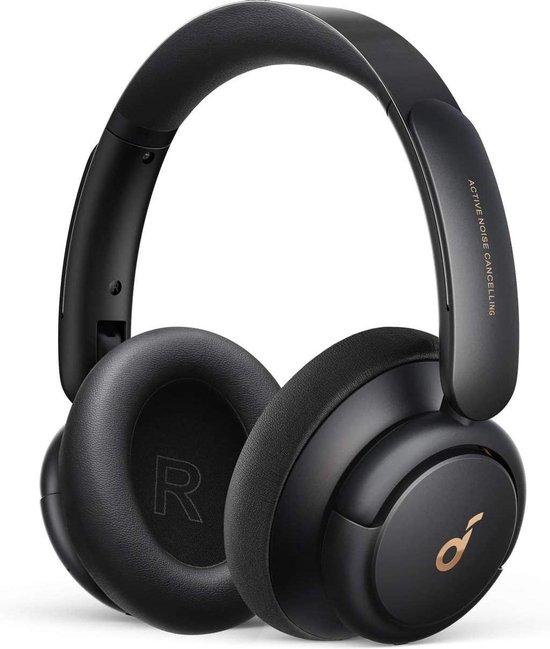 Anker Soundcore Life Q30 - Draadloze over-ear koptelefoon met Noise Cancelling - Zwart