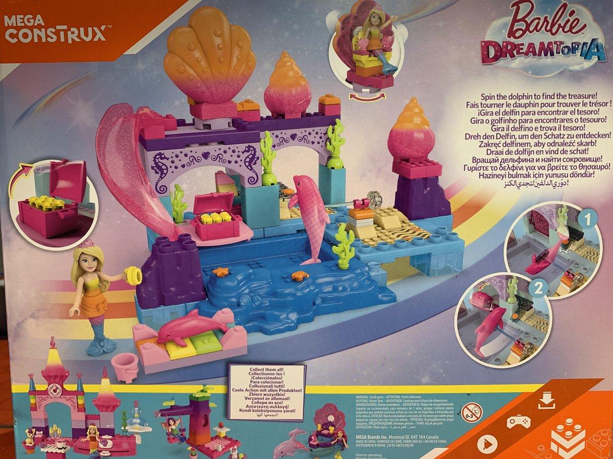 Mega construx Barbie Dreamtopia