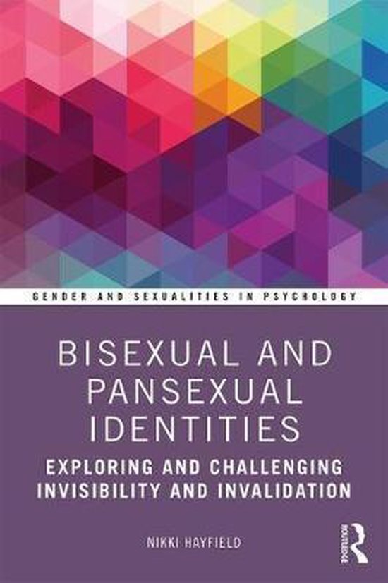 Bisexual and Pansexual Identities