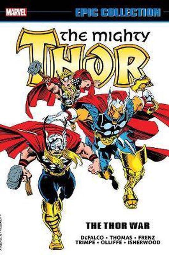 Omslag van Thor Epic Collection