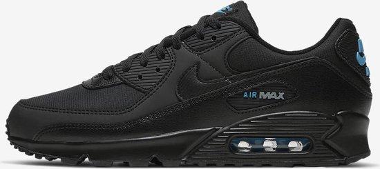 NIKE AIR MAX 90 - Maat 45 - Sneakers Heren - Zwart