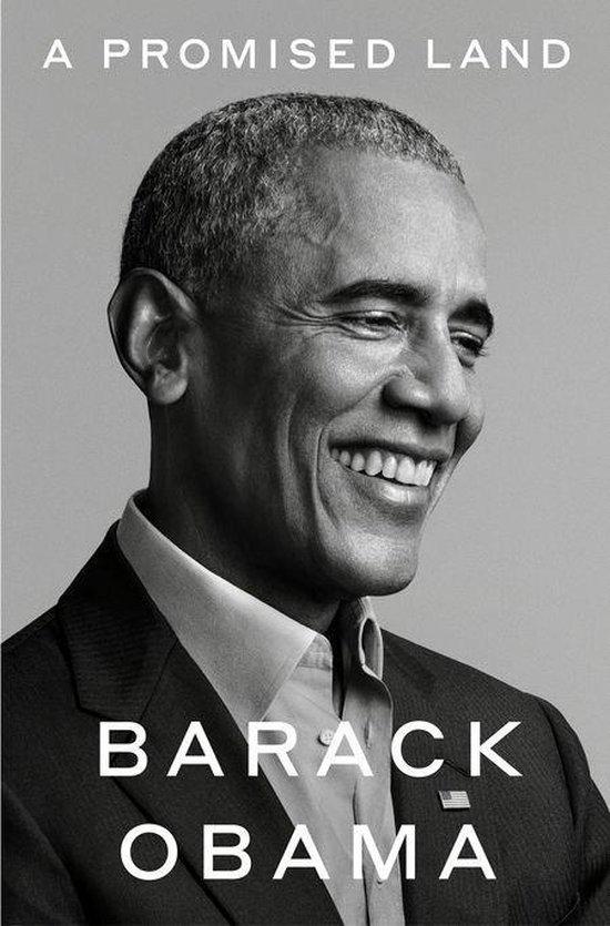 Boek cover A Promised Land van Barack Obama (Onbekend)