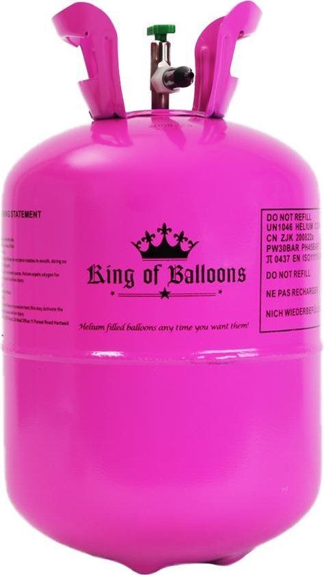 Heliumtank voor thuis - 50 ballonnen
