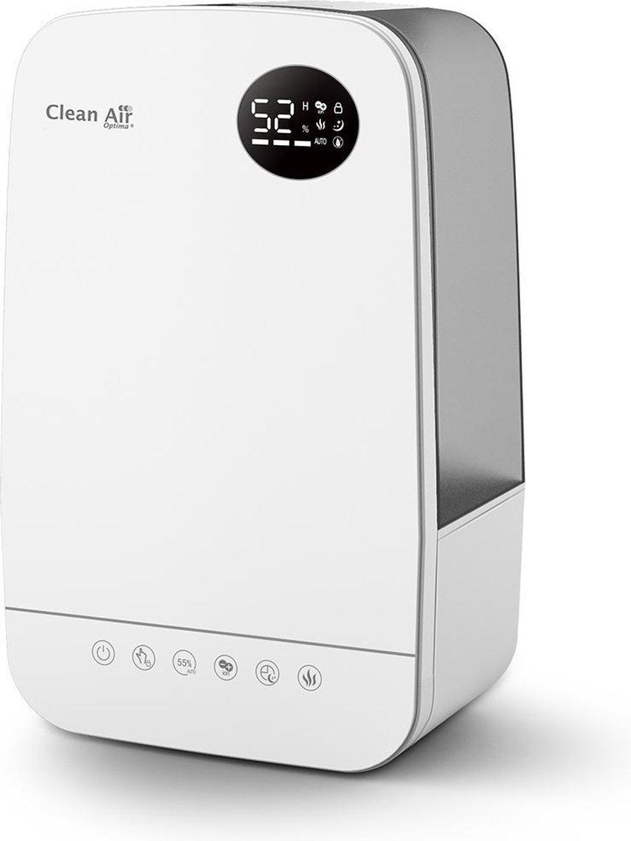 Clean Air Optima® CA-606 – Luchtbevochtiger met Ionisator en Aromatherapie