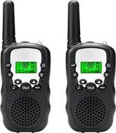 Baofeng BF-T3 (zwart) - Walkie talkie set (vergunningsvrij)