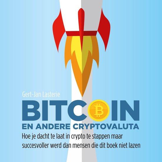 Boek cover Bitcoin en andere cryptovaluta van Gert-Jan Lasterie (Onbekend)
