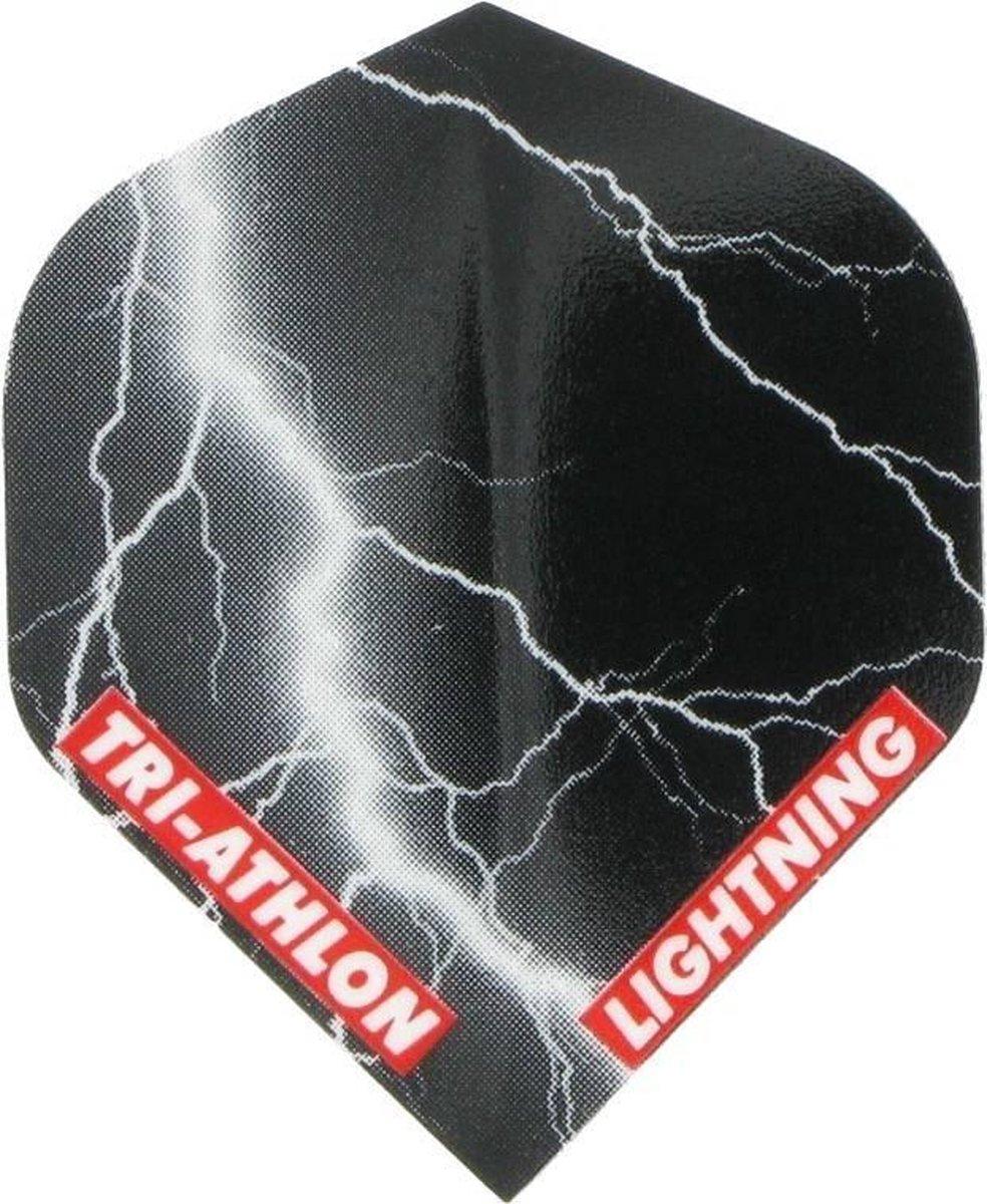 McKicks Tri-Athlon Lightning Flight Black