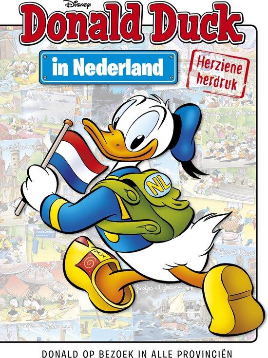 Afbeelding van Donald Duck in Nederland