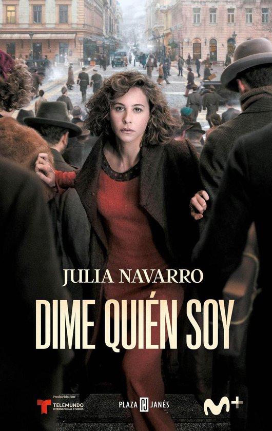 Boek cover Dime quién soy van Julia Navarro (Onbekend)