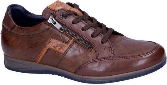 Fluchos -Heren -  bruin donker - sneaker/sportief - maat 42