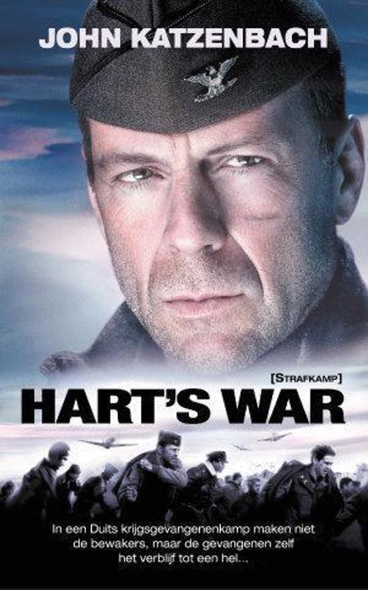 Cover van het boek 'Hart's War / Film editie' van John Katzenbach