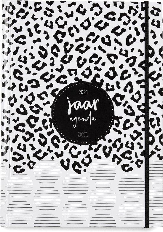 Zoedt - Jaaragenda 2021 - hardcover - A5 formaat