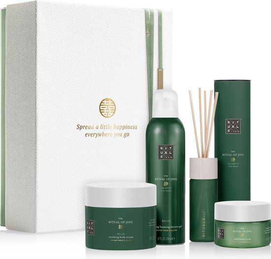 The Ritual of Jing – Calming Collection 2020