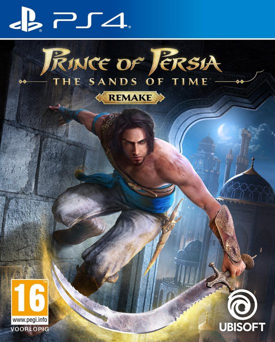 Prince of Persia: The Sands of Time Remake - PS4