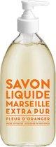 Savon de Marseille vloeibare handzeep Extra Pur Fleur d'Oranger 500 ml