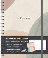Planner Undated - A5 - Spiraal