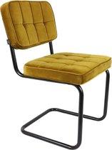 Kick buisframe stoel Ivy - Goud