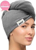 DOCH® haarhanddoek - microvezel handdoek haar - Krullend Haar Producten - Curly Girl Proof