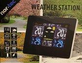 Draadloze weerstation | Indoor & Outdoor | met