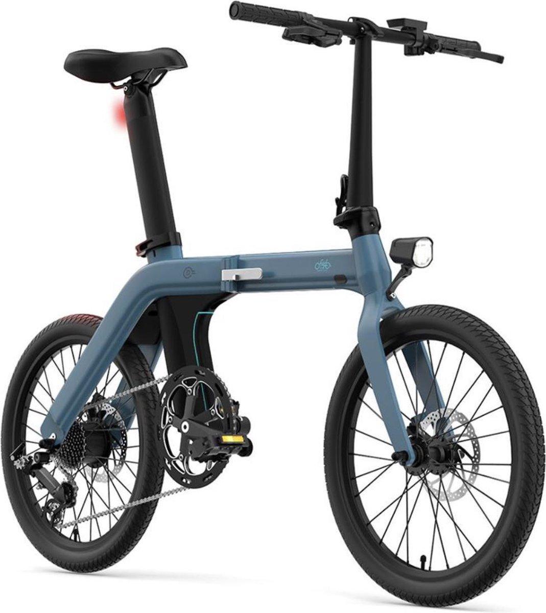 """Elektrische Fiets   Design E Bike    250W 20 """"  Lichtgewicht 17.5 KG   Vouwfiets Compact   Lithium b"""